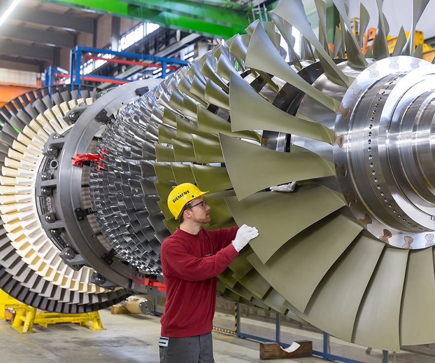 Gas turbine innovation for demanding energy markets